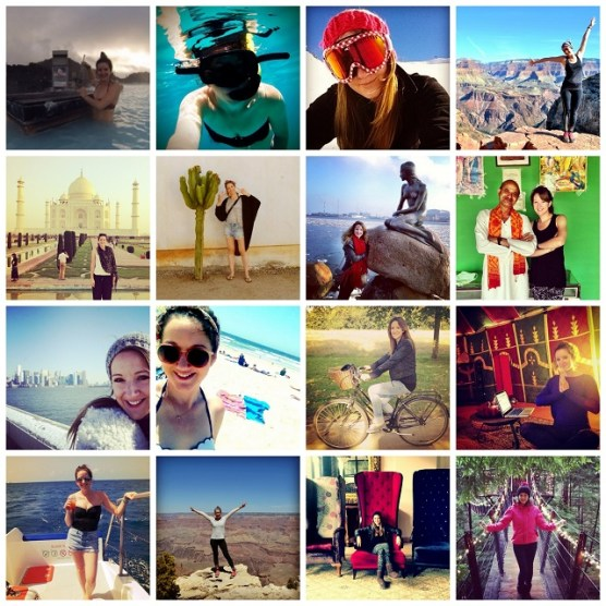 The Travel Hack Collage