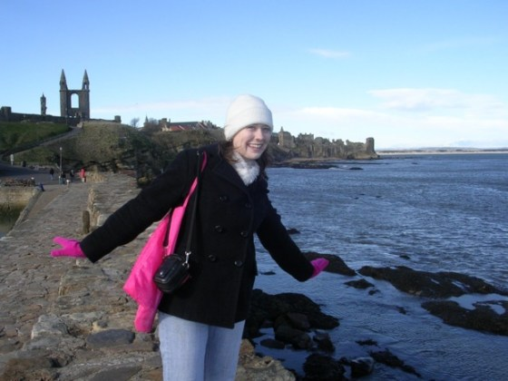 Jenn Grahams in St. Andrews Scotland
