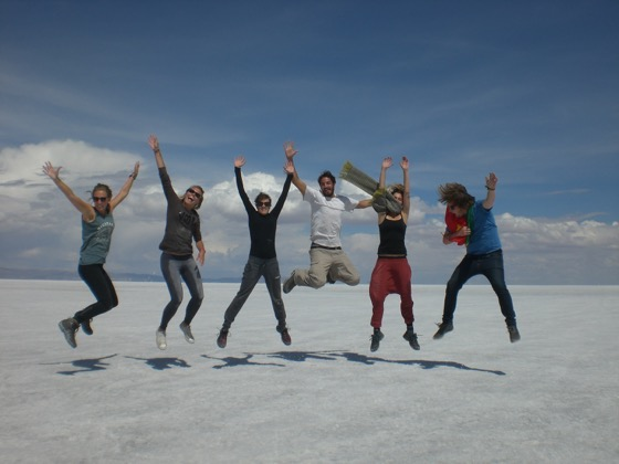 Salares de Uyuni with Claudia Tavani of My Adventures Across The World