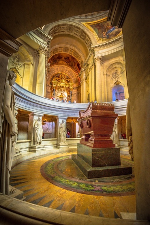 Napoleons Tomb - Paris