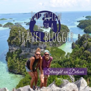 Interview With Travel Bloggers Prue Sinclair And Rebecca Mayoll Of Straight On Detour @Straight_On_D