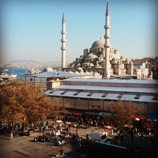 The Blue Mosque, Istanbul Turkey from The Jax Blog