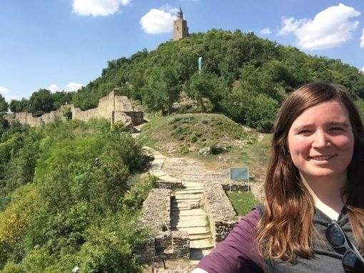 Exploring Veliko Tarnova, Bulgaria with Frances Atkins of Get Jaunty
