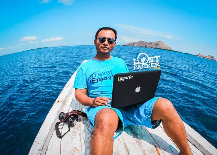 Lostpacker Travel Bloggers Indonesia