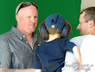 TravelBloggers.ca, Honda Indy of Toronto, Indy Car, Paul Tracy