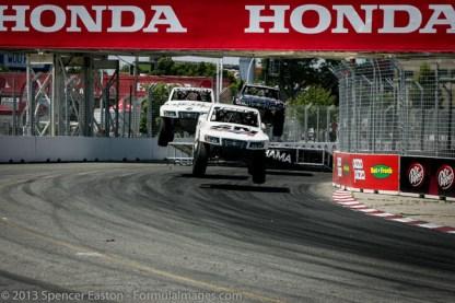 TravelBloggers.ca, Honda Indy of Toronto, Indy Car, Robby Gordon's SPEED ENERGY FORMULA OFF-ROAD TRUCKS
