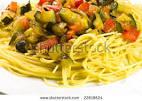 pasta vegetables