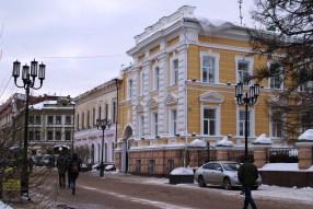 Здание областного суда