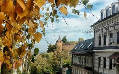 Осень в Нижнем Новгороде