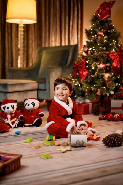 Photo - Mandarin Oriental, Macau - Christmas - Hero Shot 澳門文華東方酒店聖誕獻禮01