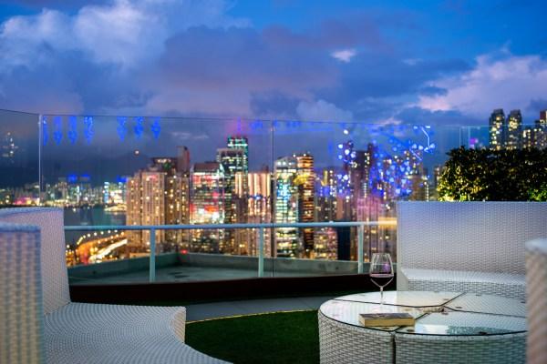 SKYE, PARK LANE HONG KONG, A PULLMAN HOTEL