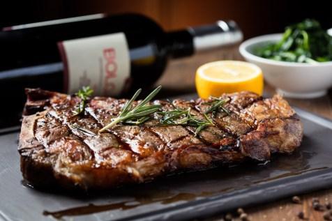 Australian Rangers Valley pure black angus T-Bone Steak