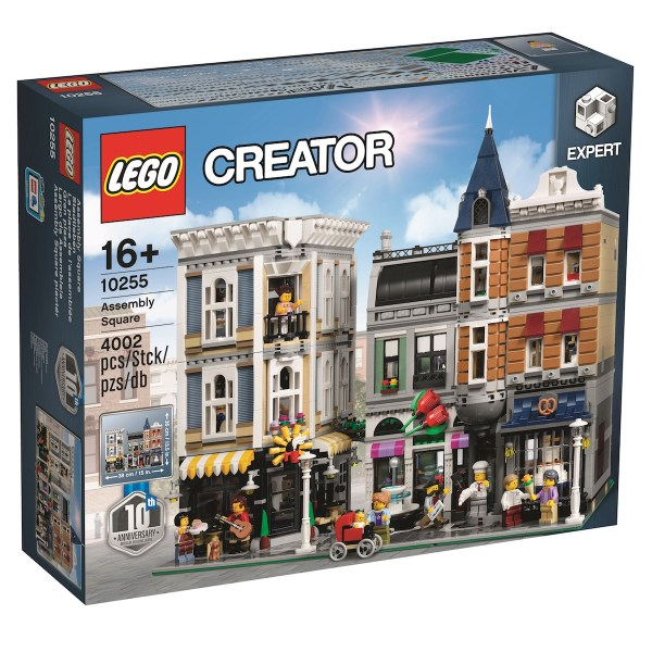 Lego Modular Building_Assembly Square_1