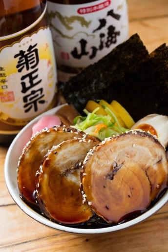 慢煮叉燒丼(68元)