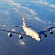 阿提哈德航空將以A380全面執飛巴黎、悉尼航線