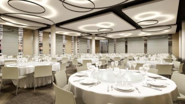 Sofit-el Sydney Darling Harbour Hotel-Ballroom