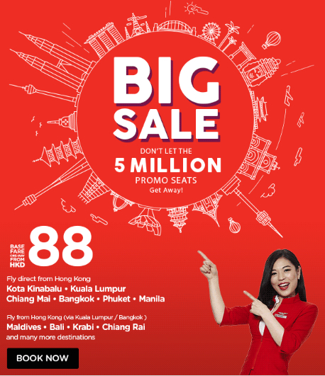 AirAsia Press Release-AirAsia back with the biggest sale ever