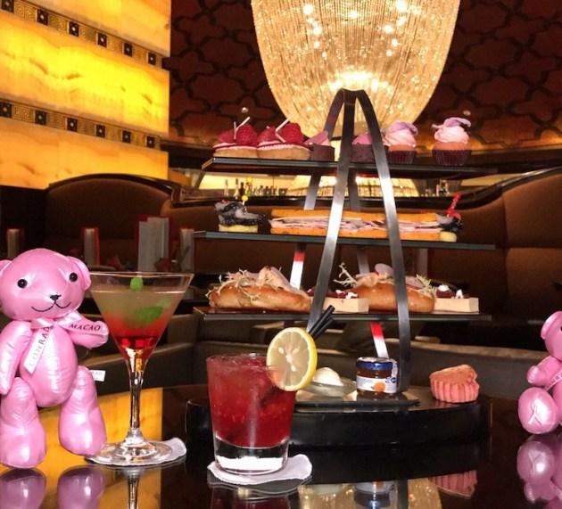 粉紅Bear又來啦!澳門康萊德「粉紅革命月」的粉紅下午茶、粉紅菜單、粉紅SPA,統統登場囉!