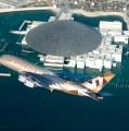 阿提哈德航空慶祝阿布達比盧浮宮正式開業