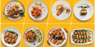澳門星際酒店 八大名菜-古菜系列