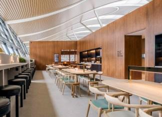 國泰航空 上海浦東機場貴賓室