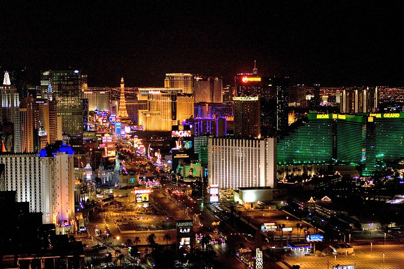 Top 5 Totally Free Things to Do in Las Vegas