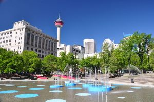 Attractions in Downtown Calgary - Calgary Tower