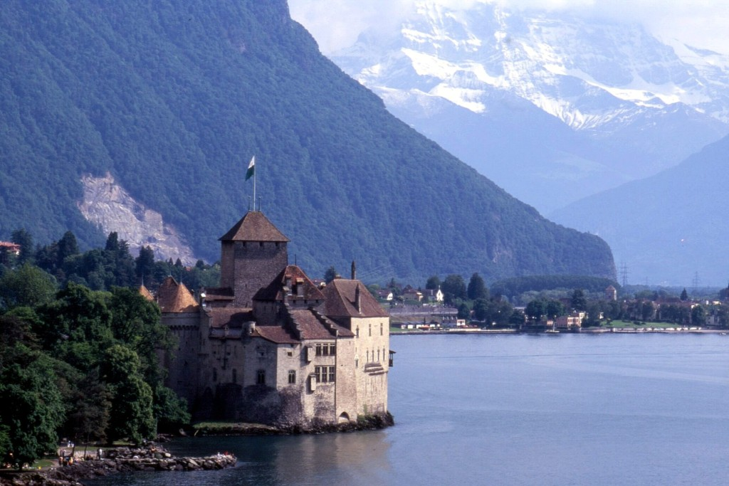 Montreux, Switzerland: A Crown Jewel