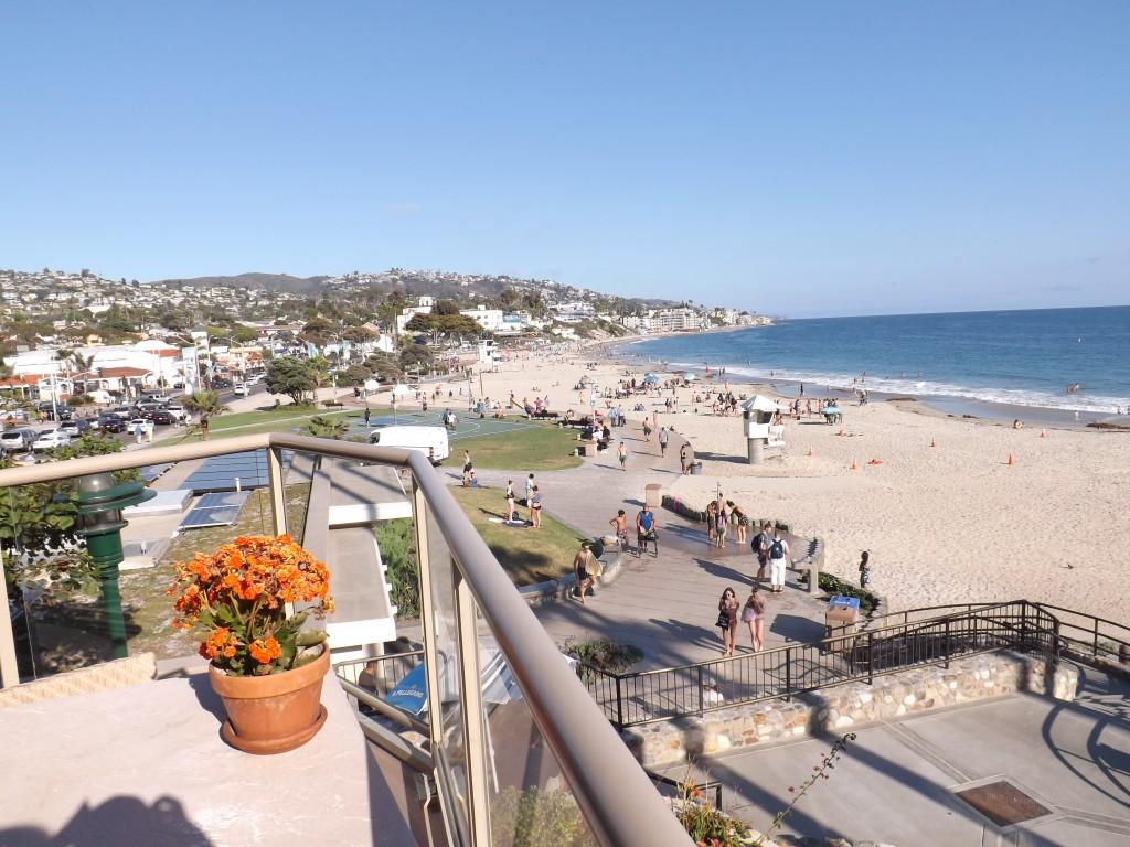 Balcony 2 - Inn at Laguna Beach