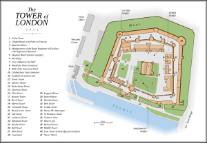 """Tower of London EN"" by Thomas Römer. Licensed under CC BY-SA 3.0 via Commons."