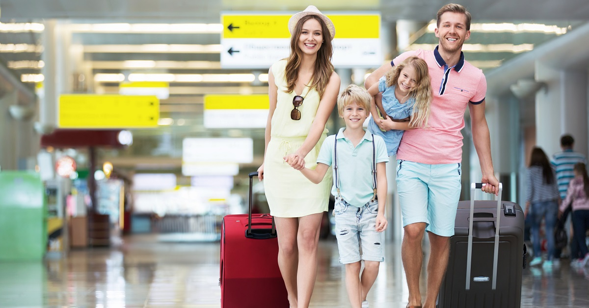5 Causes It's best to Travel With Family