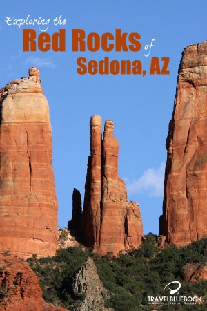 Sedona, Arizona is an art and nature lover's paradise. The red rock formations are the big draw, but don't miss the crafts. Click here to learn more!
