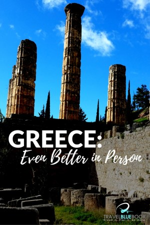 If you're thinking about traveling to Greece, do it! The country thoroughly surprised me, becoming one of my all-time favorite destinations. Here's why.