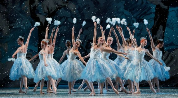 Image result for George Balanchine's ballet The Nutcracker