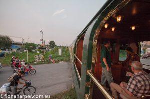 Eastern & Orient Express, Thailand