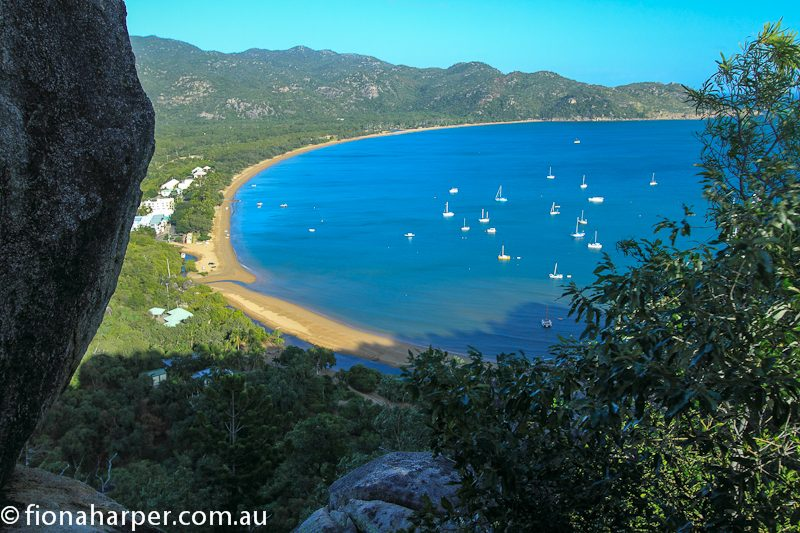 Horseshoe Bay Magnetic Island Queensland Photo Fiona Harper travel writer