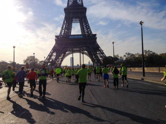 The Breakfast Run is a 5km social run the day before the marathon