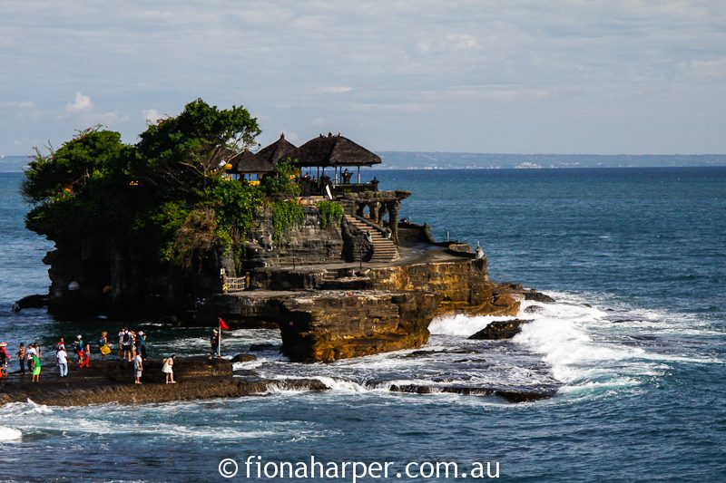 Iluwatu Temple, Bali, Image by Fiona Harper travel writer