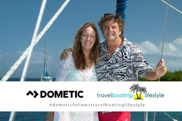 Fiona Harper & David Hartman   Travel Boating Lifestyle