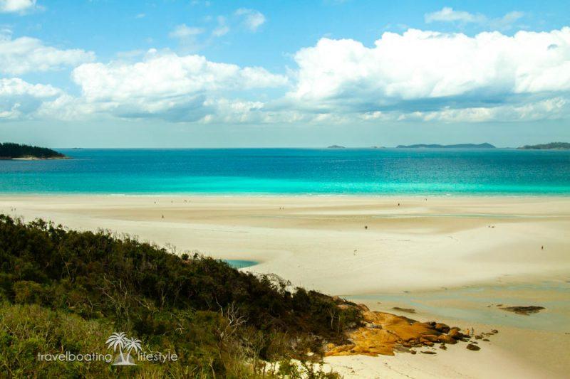 Whitehaven Beach, Whitsundays | Travel Boating Lifestyle