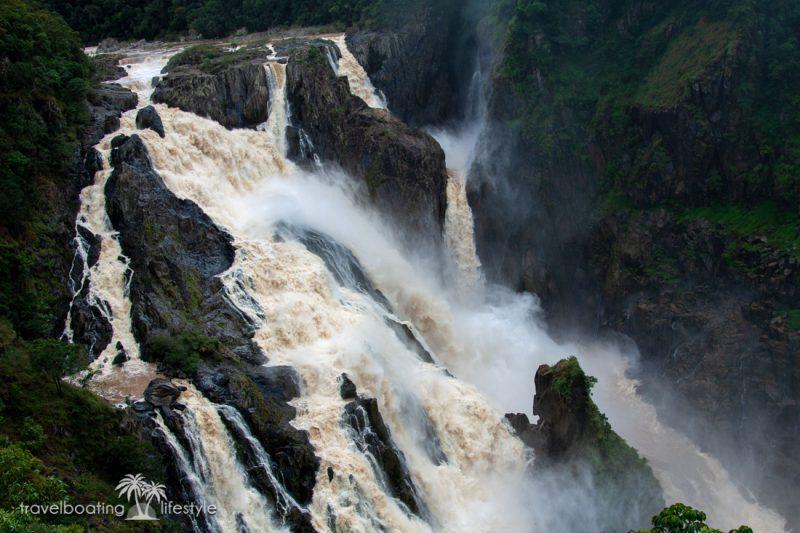 Barron Falls   Cairns   Fiona Harper Travel Writer