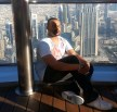 The view was so much that I needed a quick nap!