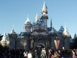 Sleeping Beauty Castle, Disneyland