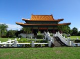 Chinese temple in Papeete