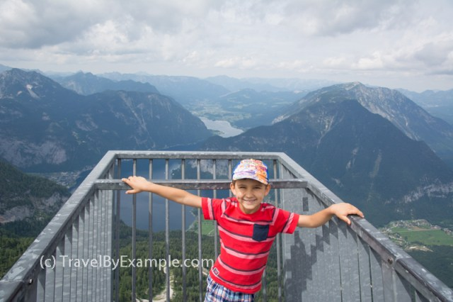 Andrey at 5 Fingers Lookout