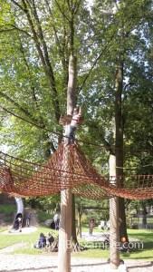 Playground at Transwijk park