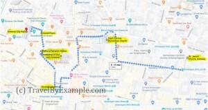 TravelByExample - Antwerp walk 2