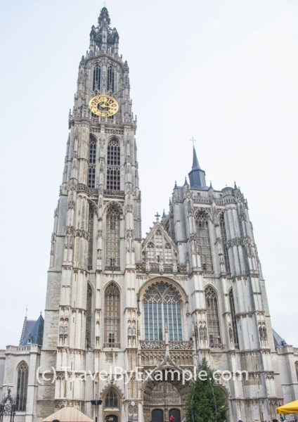 Cathedral of Our Lady Antwerp