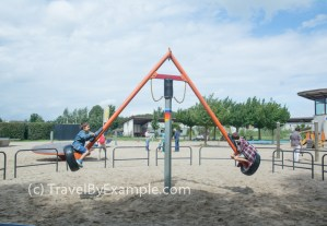 Playground at Griftpark