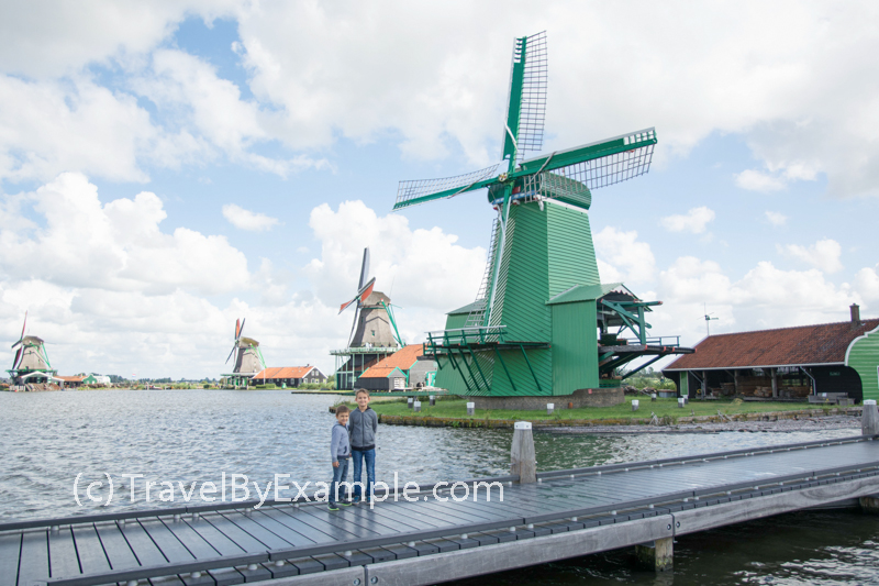 Travel by Example - What to see in the Netherlands
